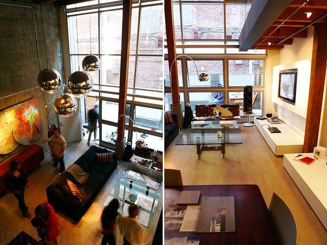 Oriental Warehouse Loft by Edmonds + Lee Architects by Inhabitat