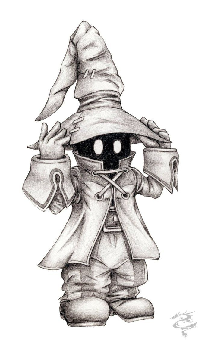 Vivi by visuallyours on deviantart