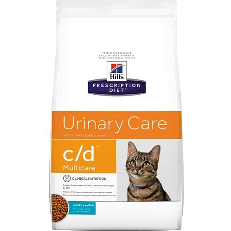 Hills prescription diet cd multicare urinary care with
