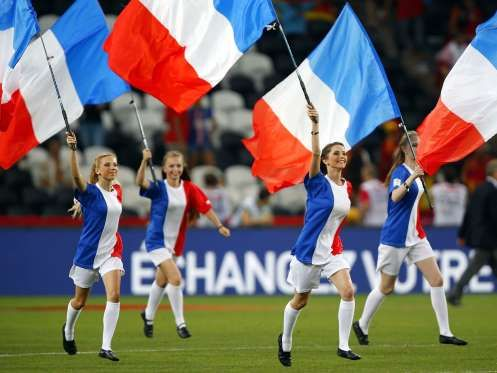22. France — France has fallen one place in this year's ranking. Its health score was eighth overall... - REUTERS/Charles Platiau