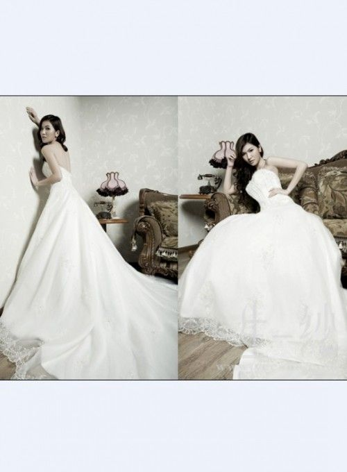 Thin Off Shoulder Lace Tulle Wedding Dress As The Picture Xl12111906http Www