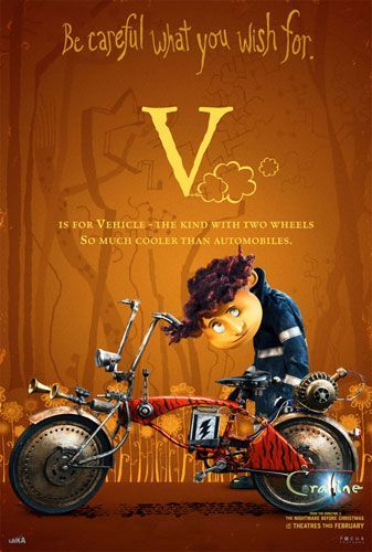 V is for Vehicle