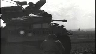 6th armored division - YouTube