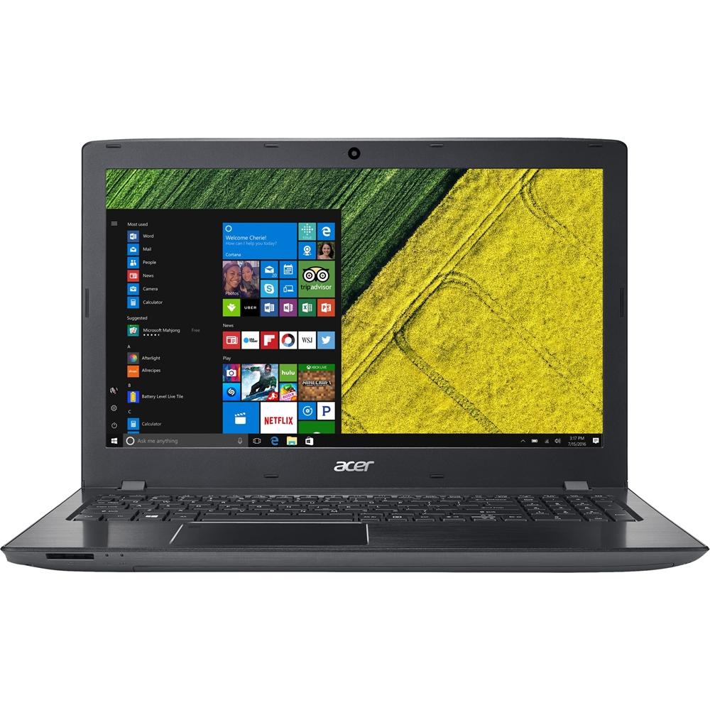 Acer Aspire E 15 15 6 Refurbished Laptop Intel Core I3 6gb Memory 1tb Hard Drive Obsidian Black Nx Gryaa 001 Laptops Elana 2019 Refurbished Laptops L