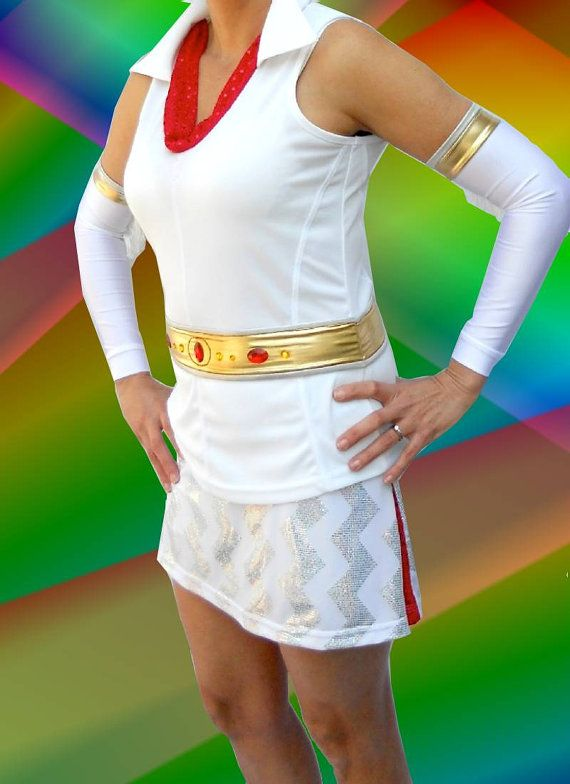 Elvis inspired complete running outfit by iGlowRunning on