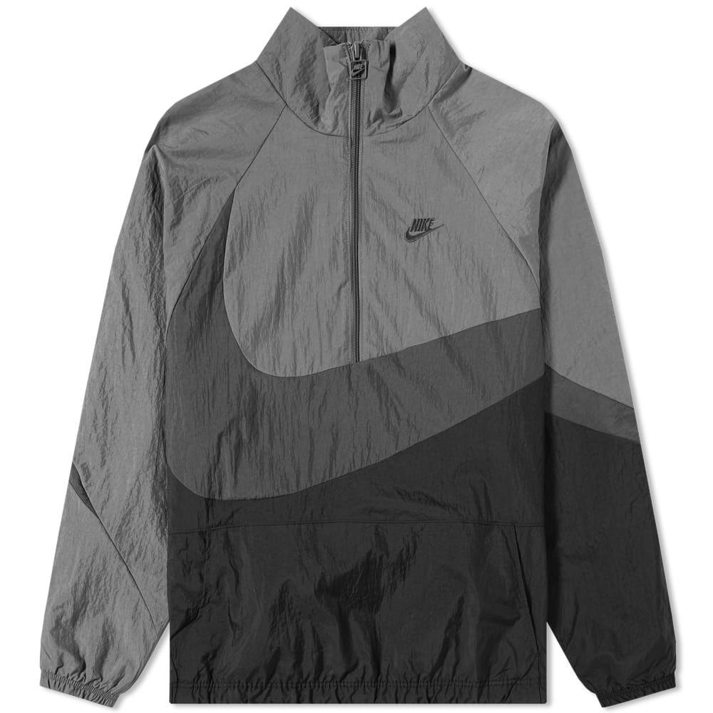 7f544ceac Nike NSW Swoosh Woven Half Zip Jacket in 2019 | mens jackets | Nike ...