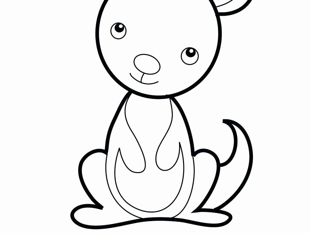 Kangaroo Coloring Page Free Unique Coloring Sheets Baby Animals Appliedprint Animal Coloring Pages Coloring Pages Fish Coloring Page