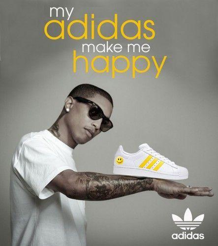 immagine risultato per adidas scarpa pubblicità per gli uomini