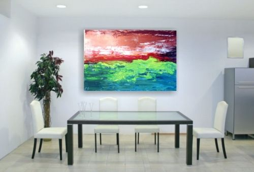 Posts About Interior Design On Art Life Fun New Zealand Point Paint Elements Of Color Artwork