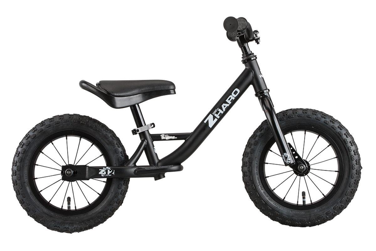 Haro Z 12 Balance Bicycle In Black Balance Bike Kids Bike Bike