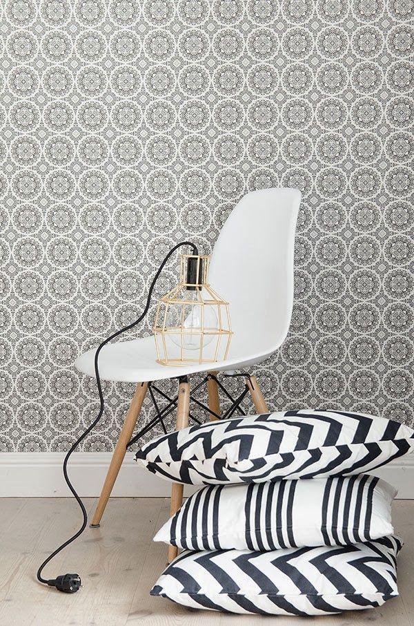 Anna Truelsen interior stylist: dining room