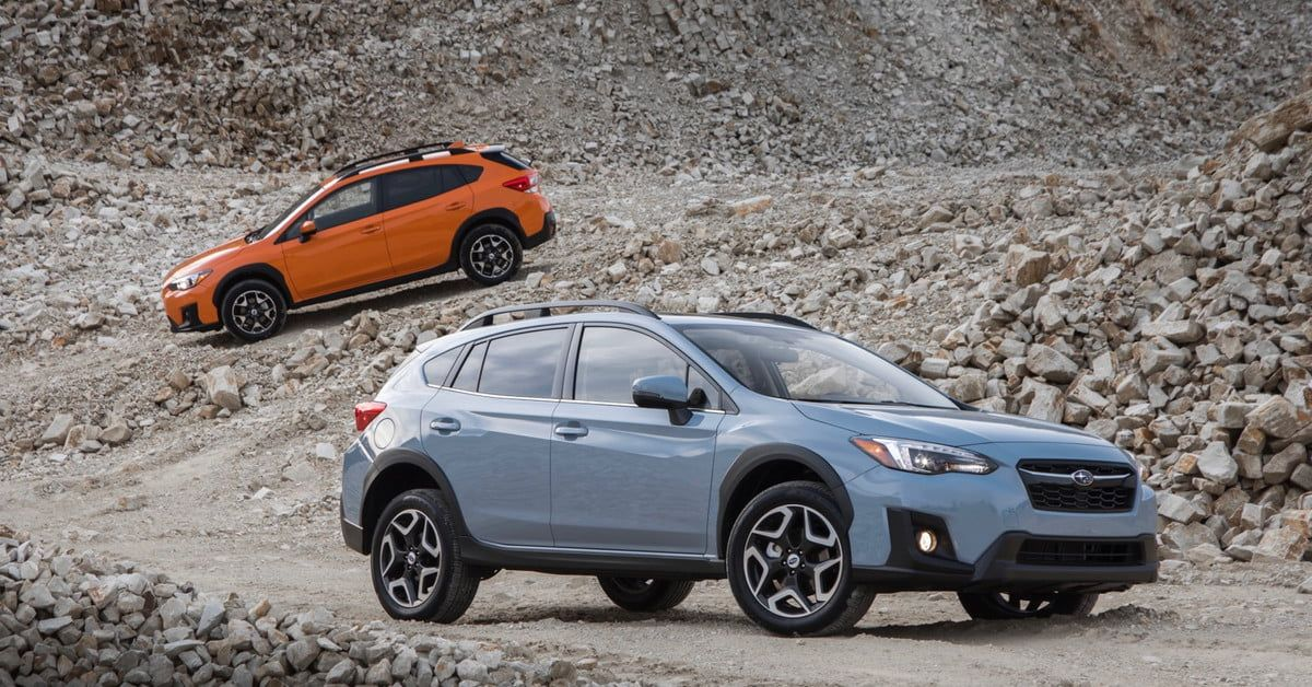 2019 Subaru Crosstrek Hybrid Plug In Hybrid Coming Later This Year Subaru Crosstrek Subaru Hybrid Car