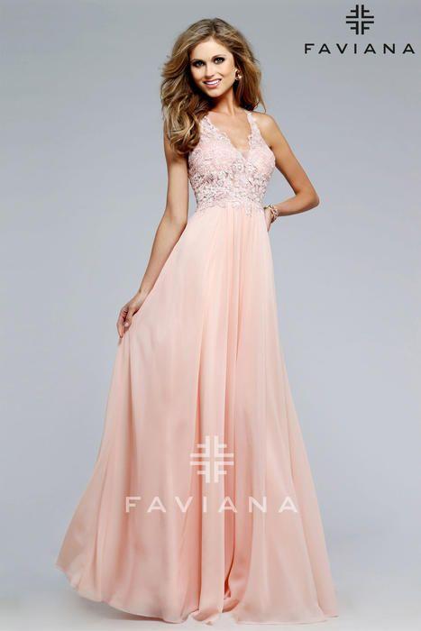 Faviana Glamour S7712 Faviana Glamour The Prom Shop - Prom Dresses ...