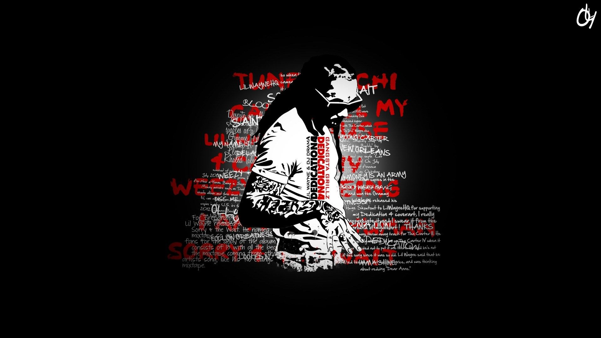 lil wayne rap wallpaper Rap wallpaper, Lil wayne, Rap