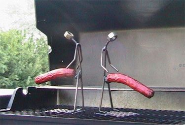 Here are some great grills you won't find at the hardware store.