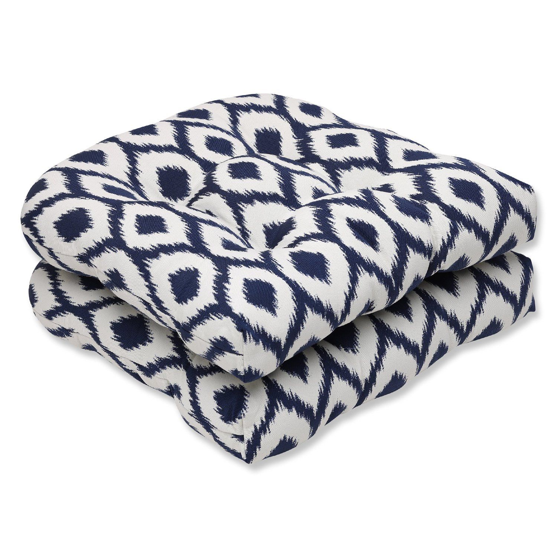 Amazonsmile pillow perfect wicker seat cushion with belladura