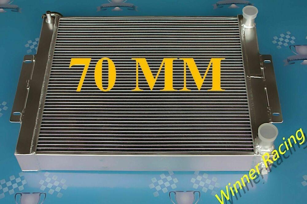 eBay #Sponsored Aluminum Radiator For JEEP CJ7 W/CHEVY V8 LS