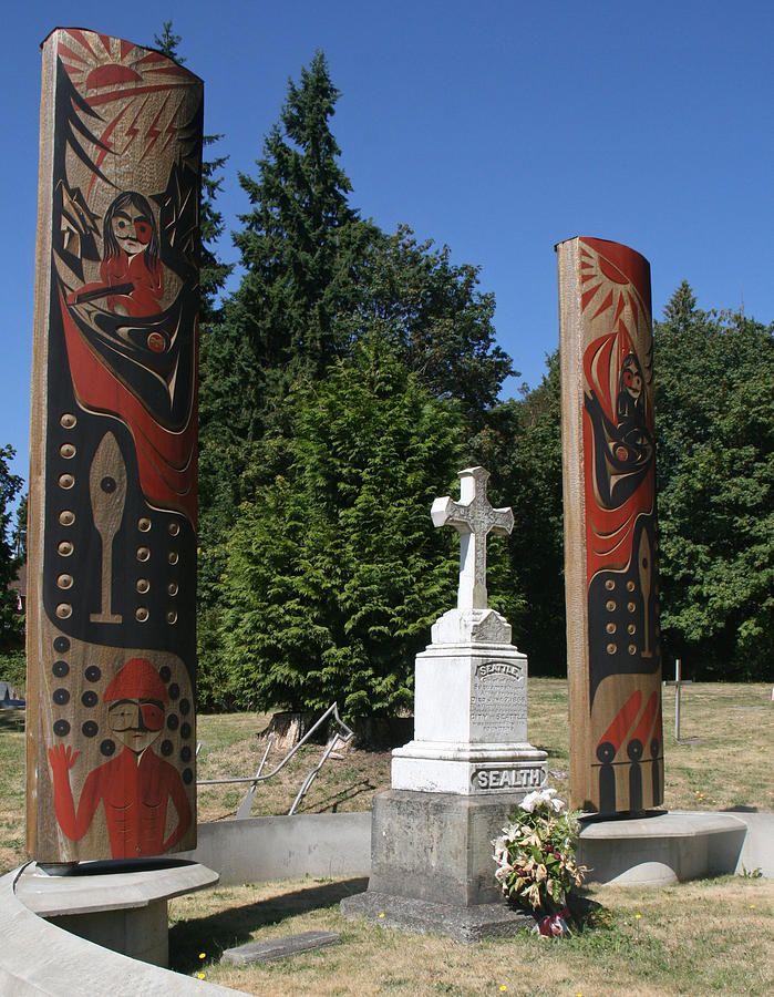 grave-of-chief-seattle-elizabeth-rose.jpg (699×900)
