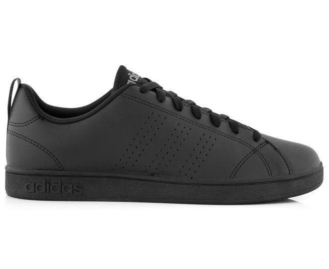 hot sales 7a02b 37159 Adidas Mens Advantage Clean VS Shoe - Core BlackLead