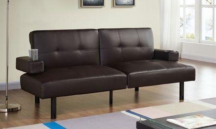 Hilton Cinema Style Sofa Bed