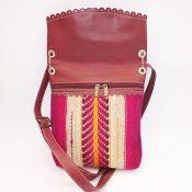 Handmade purse by Bulgarian artist Rositsa Staneva