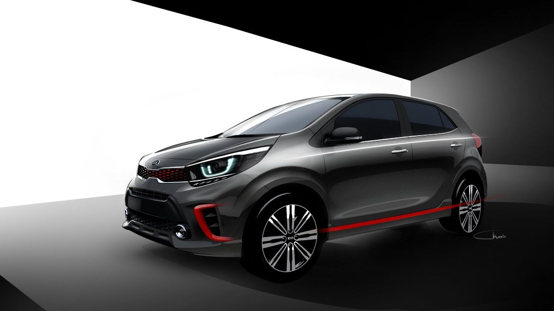 Kia Motors The New Picanto Kia Picanto Kia Motors City Car