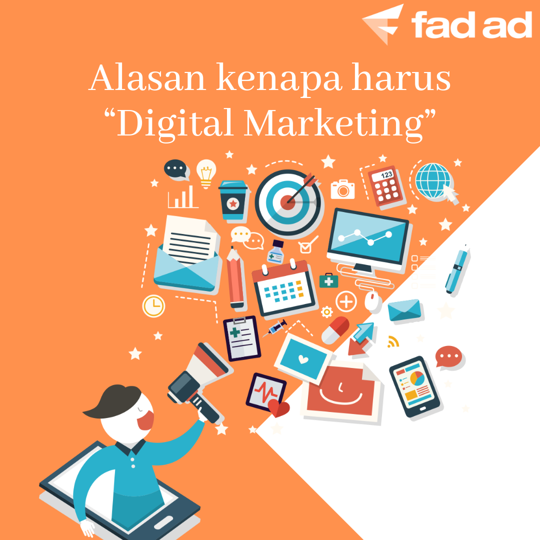Bila Dibilang Kenapa Harus Digital Marketing Karena Merupakan Strategi Yang Wajib Diterapkan Setiap Bisnis Yang Ingin Bertahan Marketing Pertahanan Teknologi
