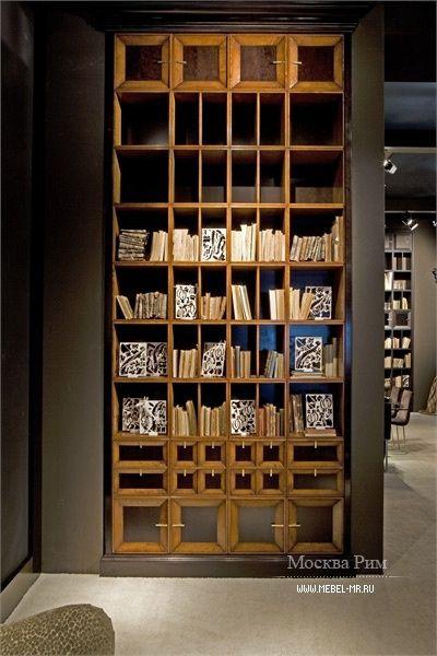 Книжный шкаф Annibale Colombo в 2019 г. Книжный шкаф