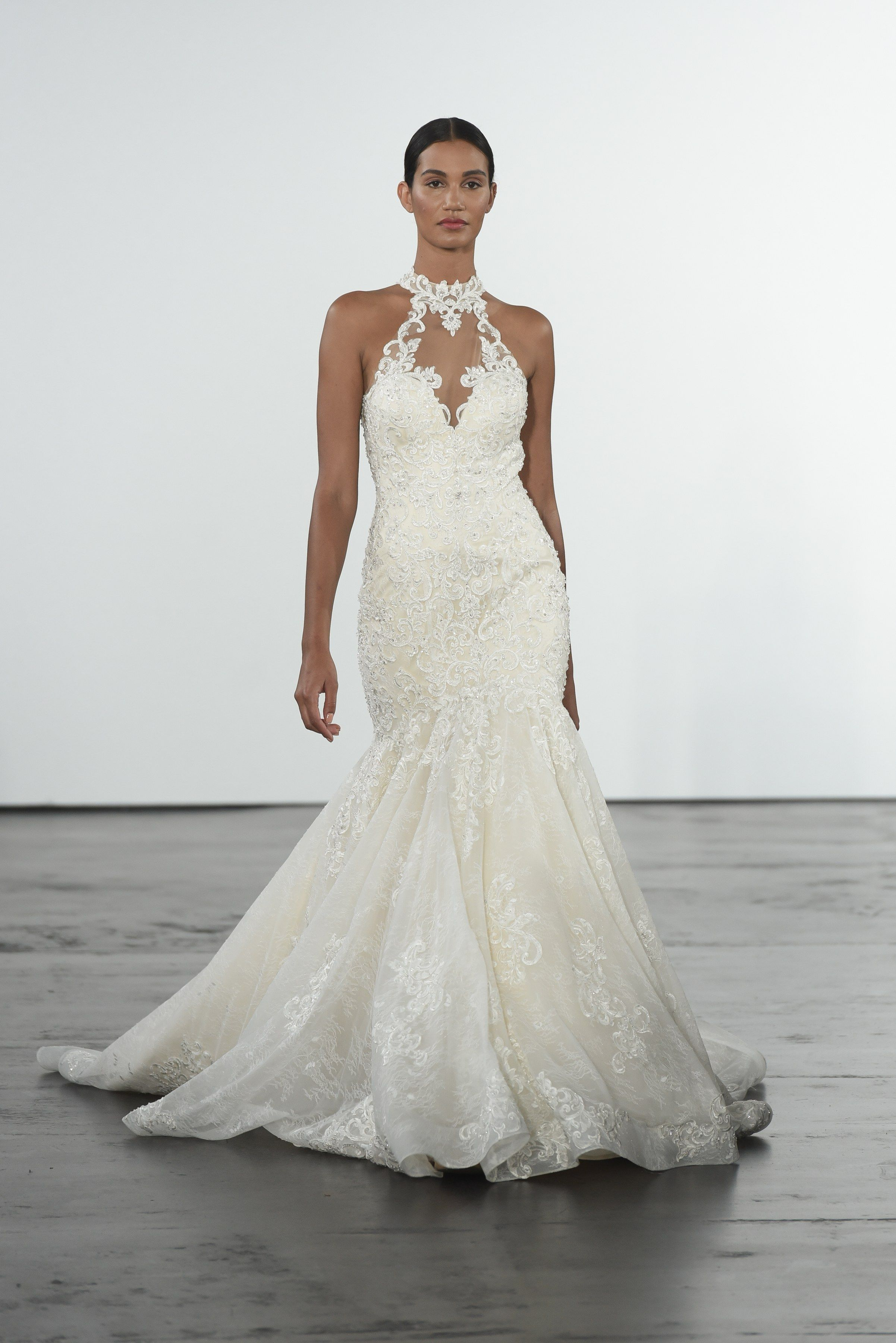 Dennis basso for kleinfeld bridal u wedding dress collection fall