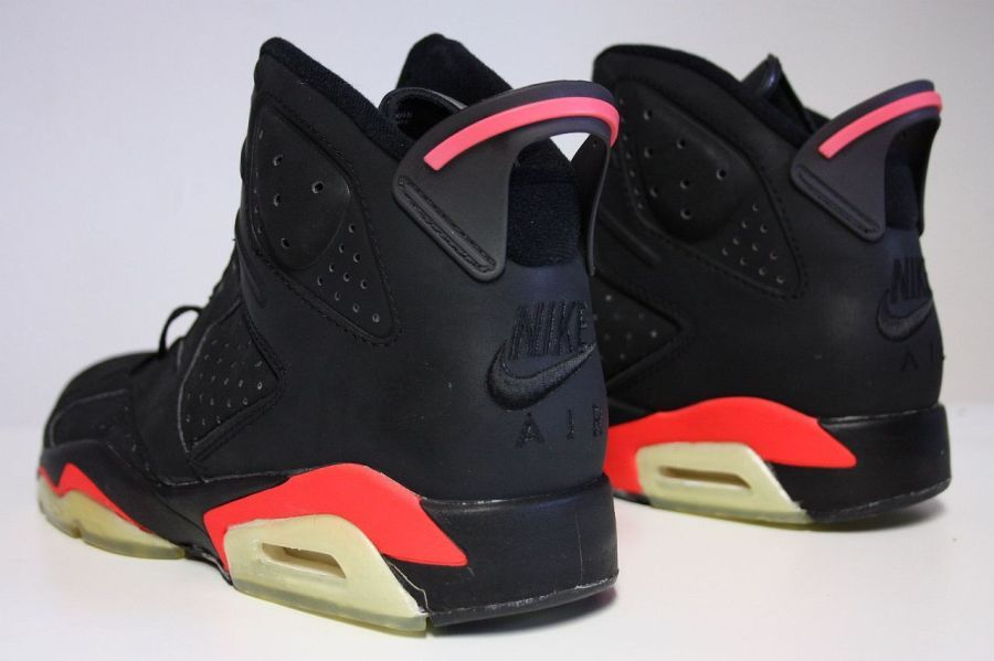 "10612283a5ee92 Air Jordan 6 ""Black Infrared"" With Nike Air Releasing All-Star Weekend"
