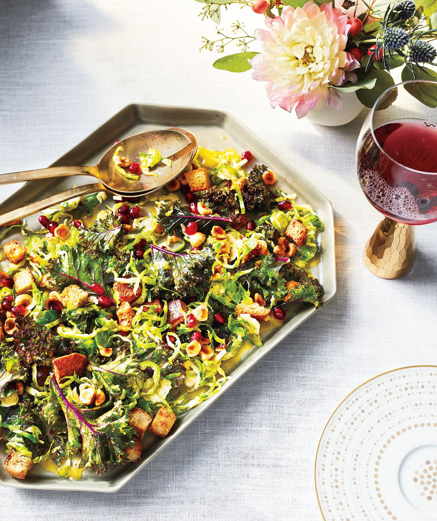 Make-Ahead Holiday Salad