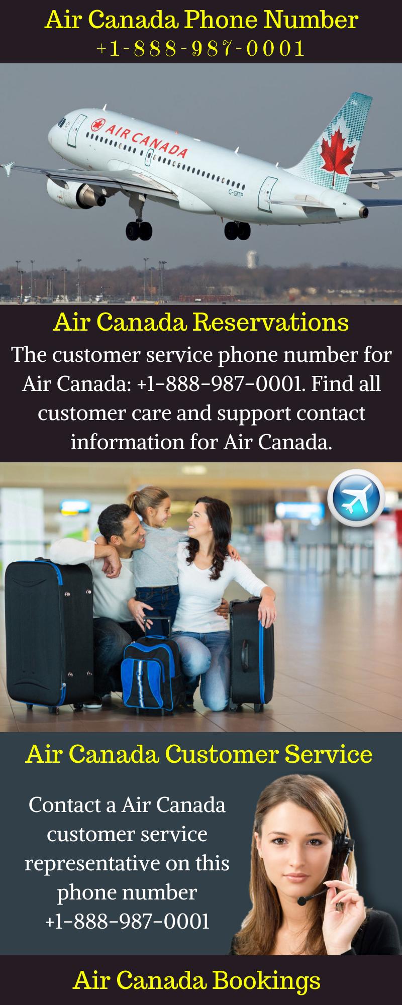 Contact for Cheap Flights at Air Canada Customer Service