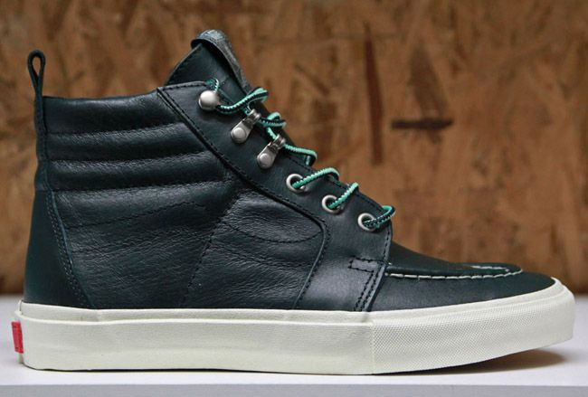 e82ef0e814 Mike Hill x Vans Syndicate  Sk8-Hi   Authentic