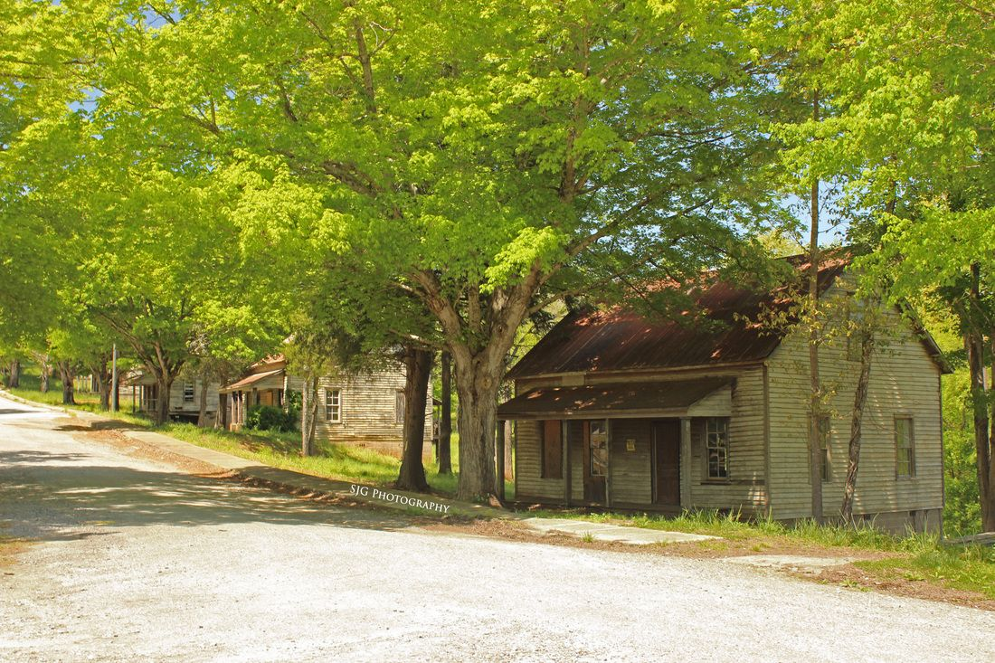 Katniss Everdeen S House Old Henry River Mill Village
