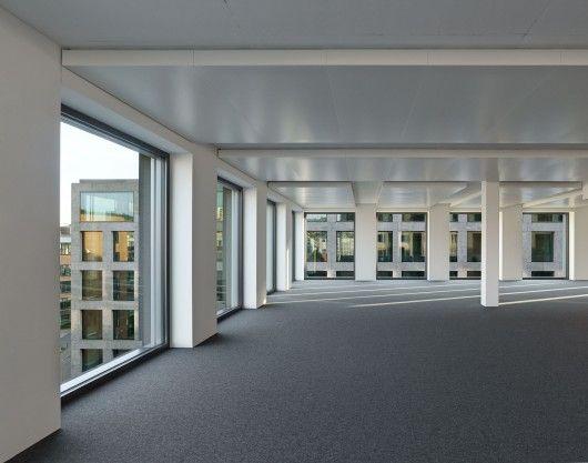 Herostrasse Office Building / Max Dudler Office buildings