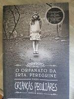 """Livros e Lembranças: Lido em agosto de 2016"""" O Orfanato da Senhora Pere..."""