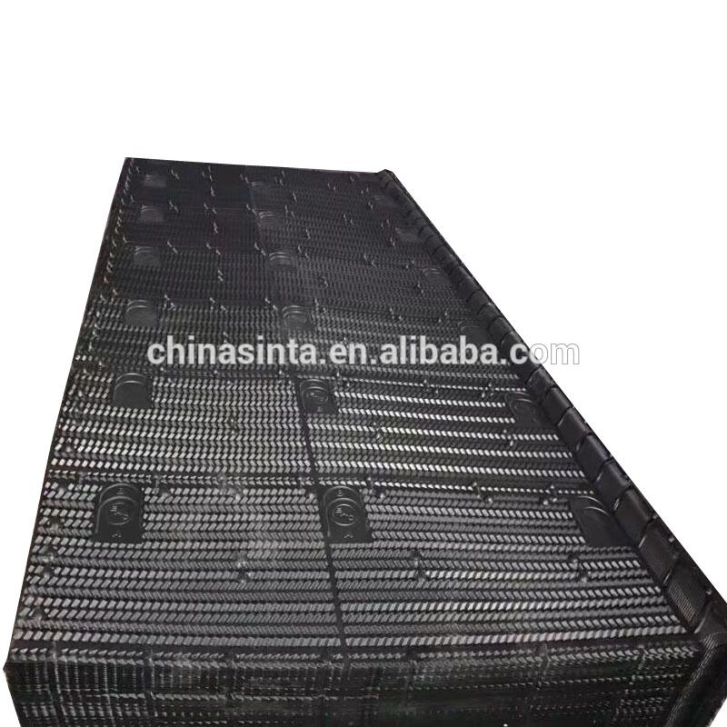 Bac Pvc Fill Sheet For Cooling Tower Fill Hot Sale Fill Pack Used