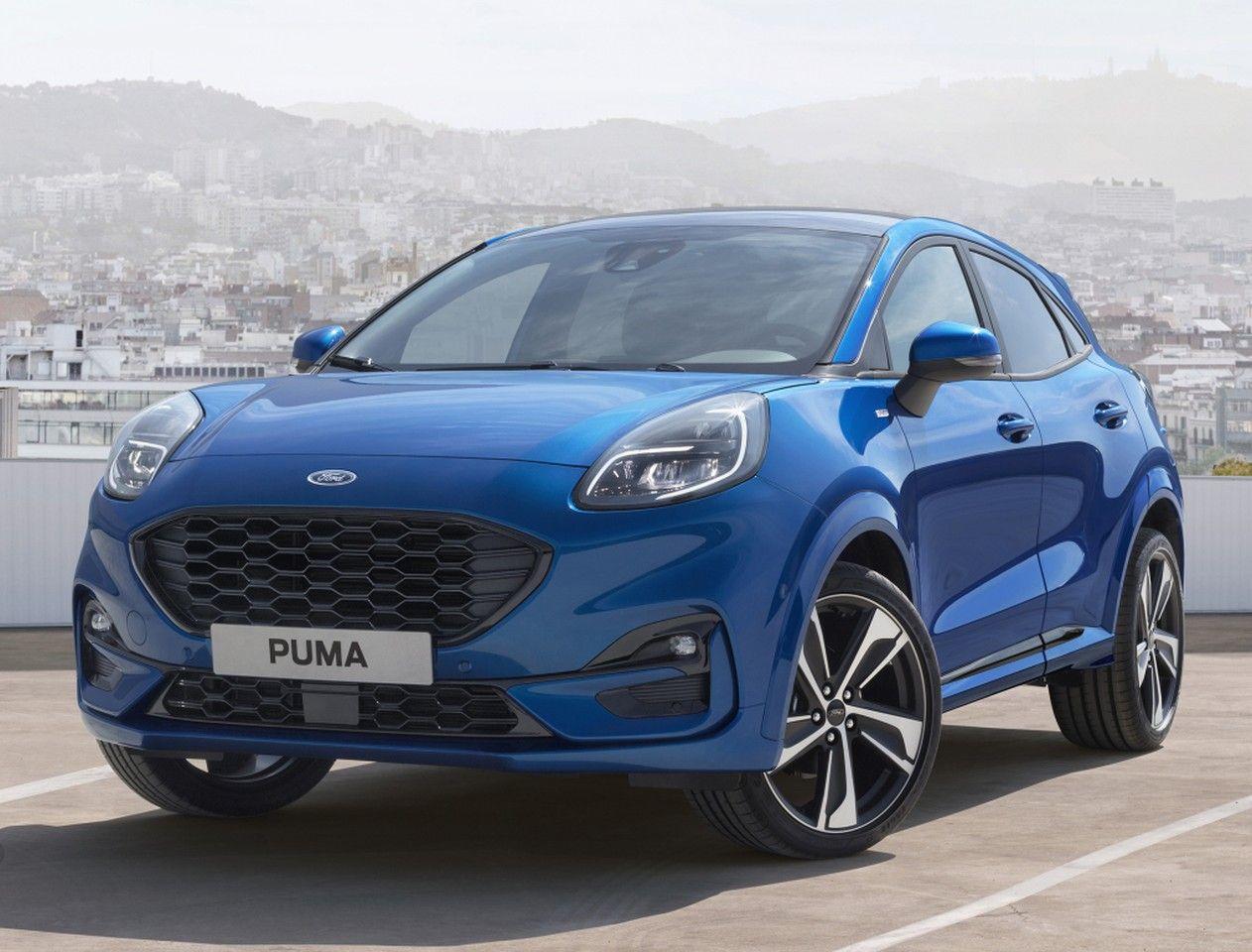 Ford Puma Renasce Como Suv Hibrido E Tecnologico En 2020 Con