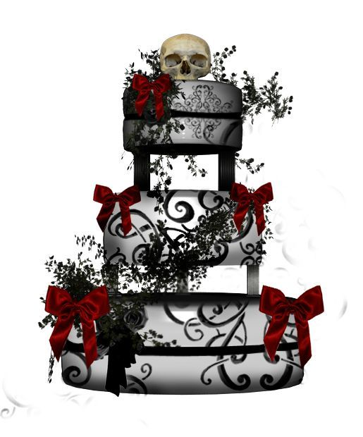 Gothic Wedding Decoration Ideas: Also Getting Ready To Do Some Simple
