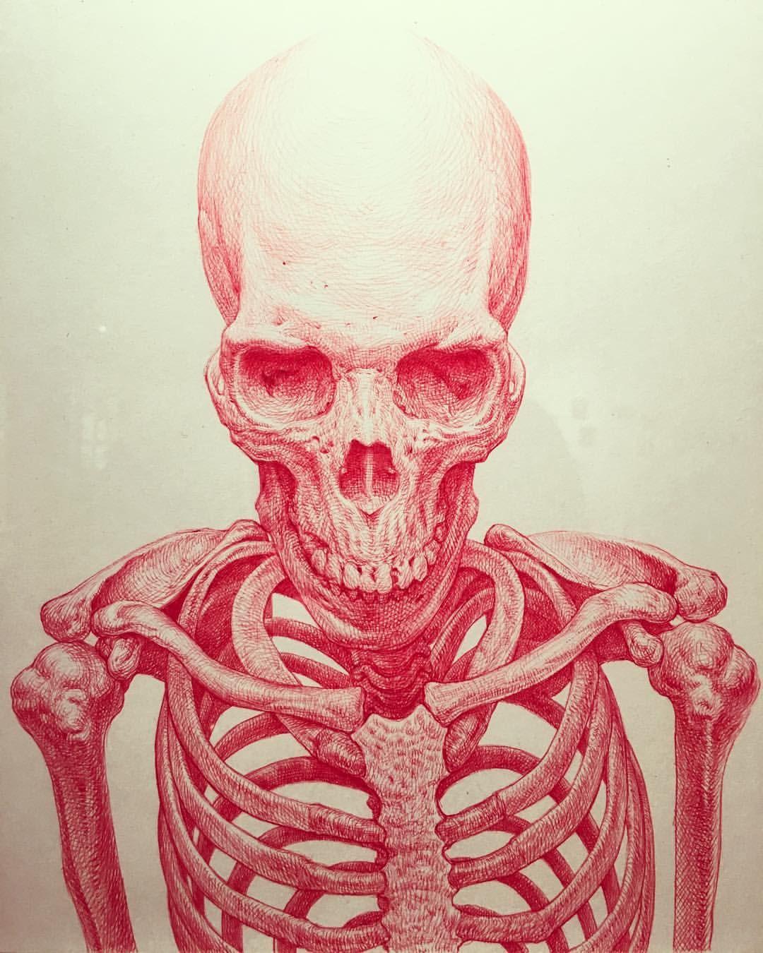 одном картинки с скелетиком фото