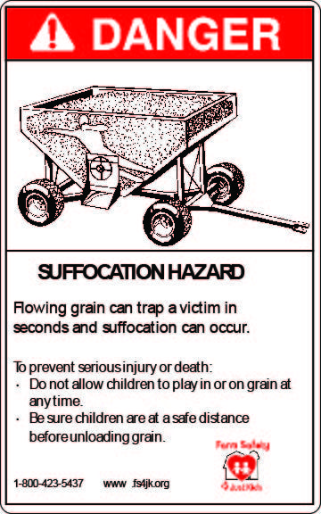 Image result for gravity wagon safety