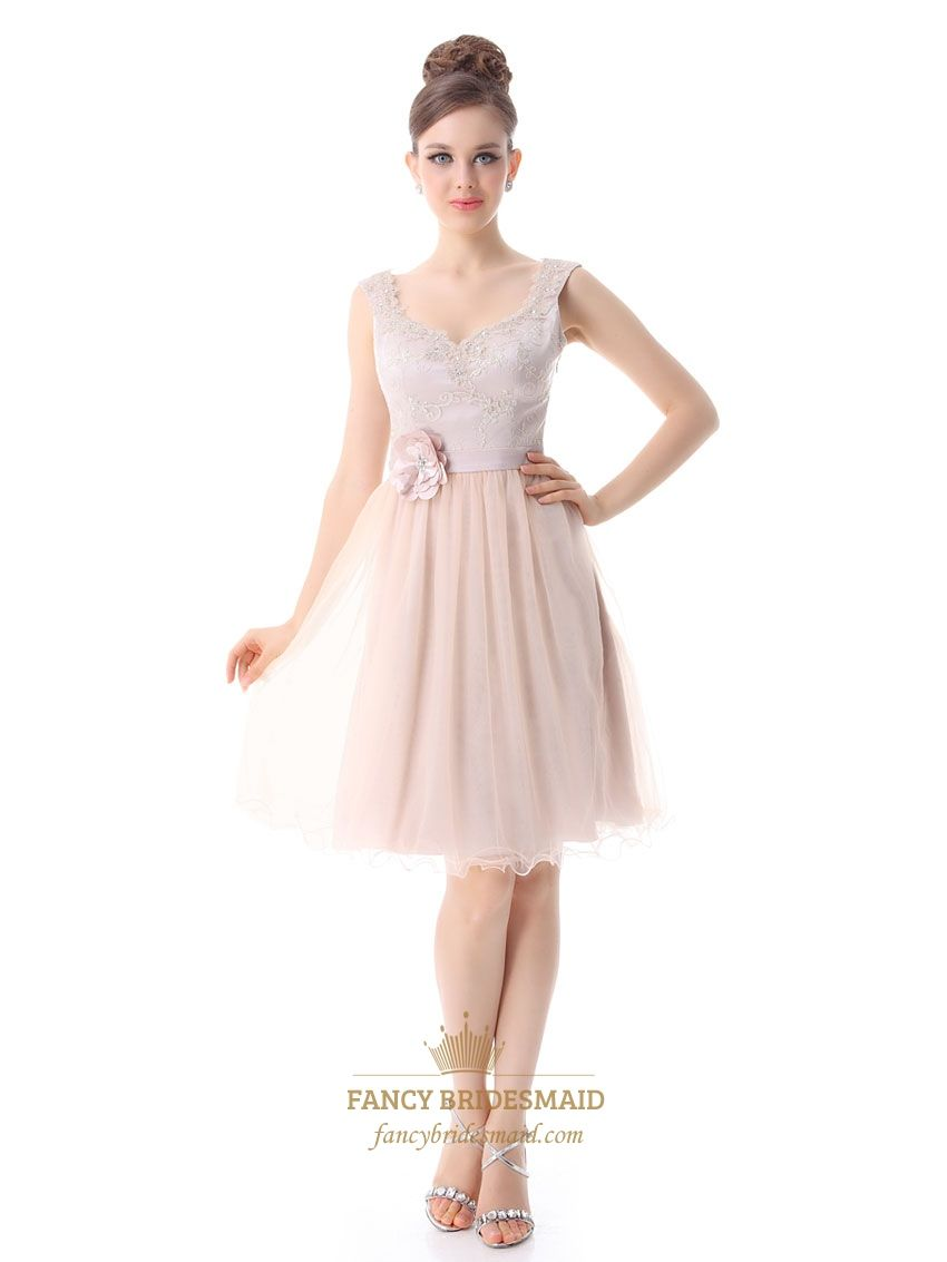 Sparkly Light Pink Cocktail DressPale Pink Cocktail Dresses With ...