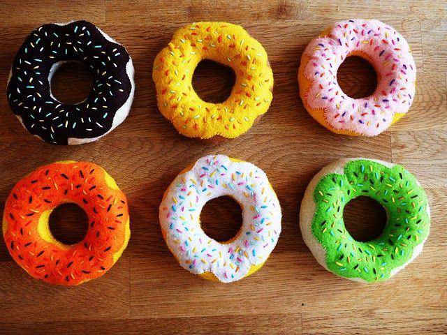 blåmejsens donut-rangler