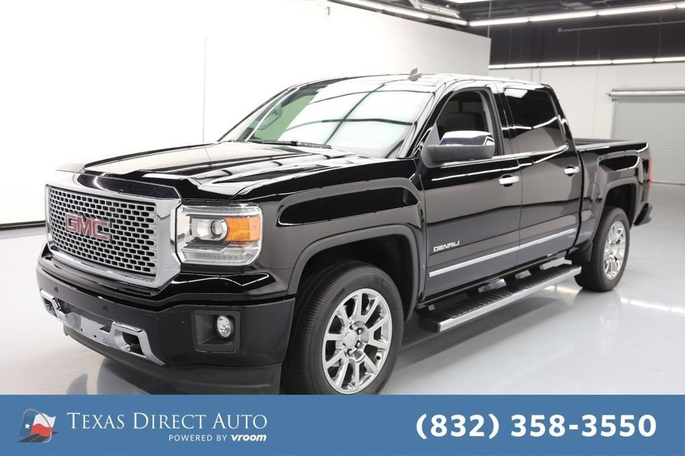 For Sale 2014 GMC Sierra 1500 Denali Texas Direct Auto