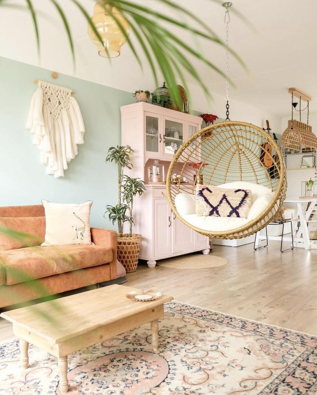 Apartment therapy on instagram who wants to hang out here literally image mirjam hart