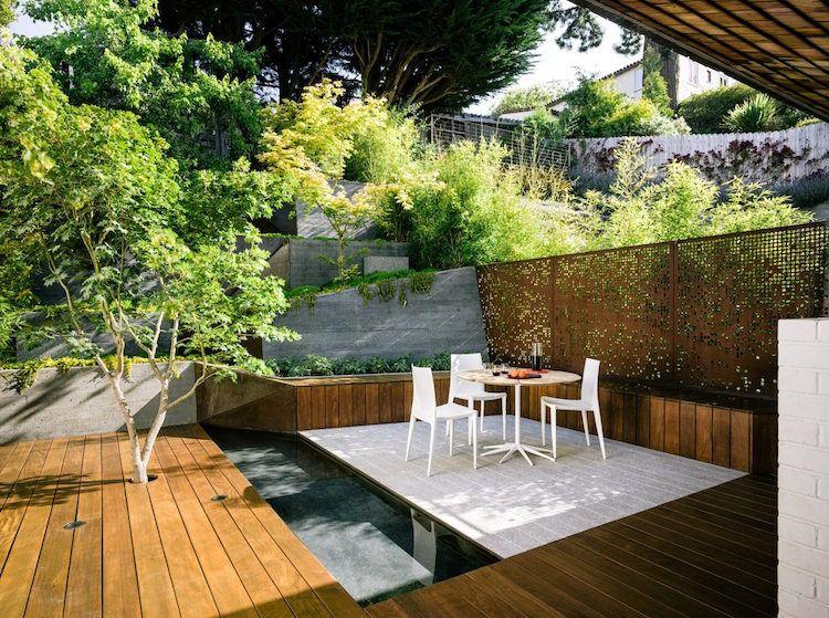 21 Gartenabtrennung Ideen Für Das Moderne Stadthaus