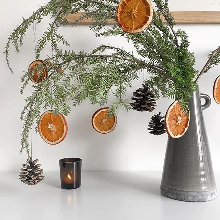 Christmas Is Right Round The Corner If You Re Much Like Us Late To Get Into The Spirit And De Diy Paper Christmas Tree Xmas Decorations Sustainable Christmas