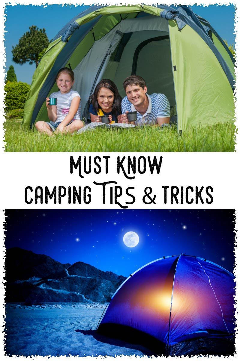 Boost Your Camping Skills With These Smart Ideas ...