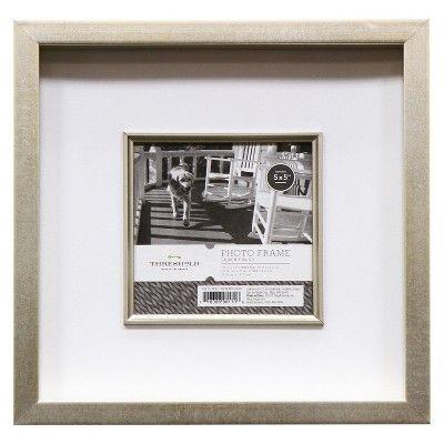 Threshold™ Fillet Frame - Gold/Silver (5x5\