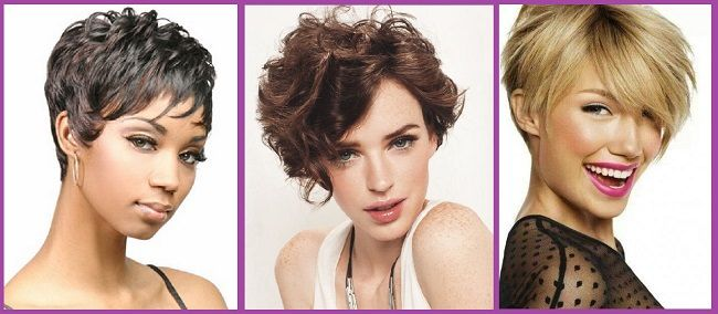 Peinados cabello corto rostro triangular mujer peinados Pinterest